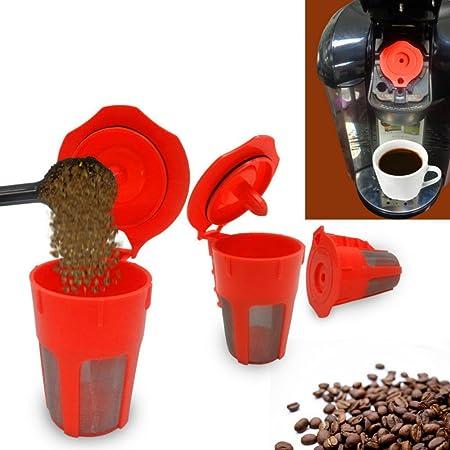 Filtro de café cafetera de filtro para Keurig K-Cup de 2.0 ...