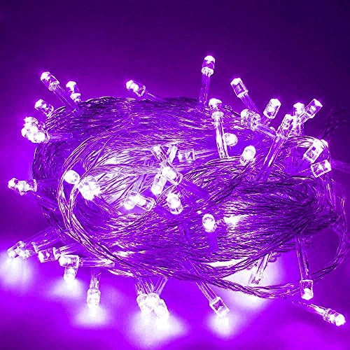 Led Christmas Lights Purple Blue in US - 1