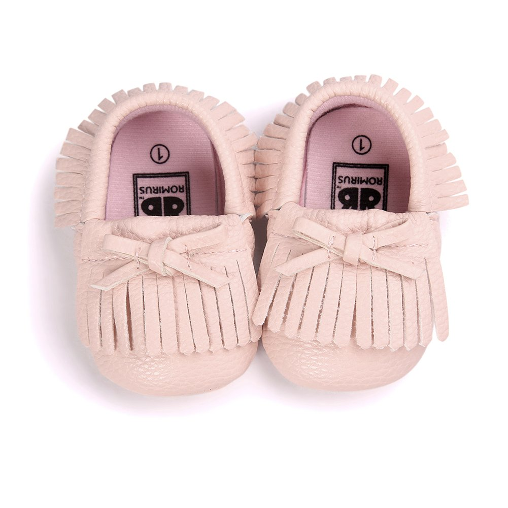 Fire Frog Infant Baby Sneakers Canvas Anti-Skid Soft Rubber Sole Boys Girls Prewalker Shoes