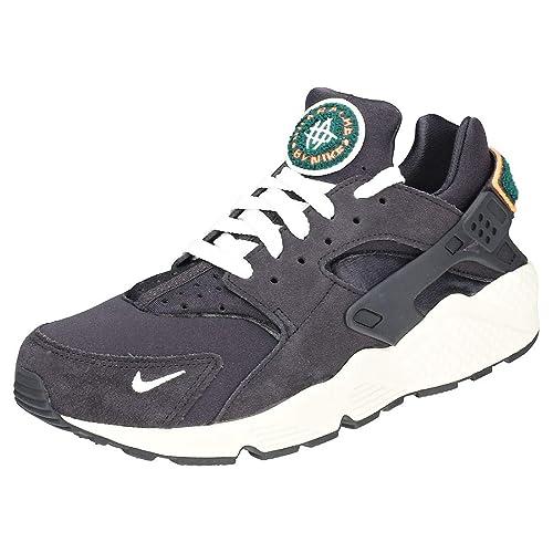 Amazon.com   NIKE AIR Huarache Run PRM Men s Sneaker 704830-015 ... 3603f47a0b