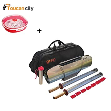 Amazon.com: Toucan City 3PP1D1P1 - Vaporizador portátil para ...