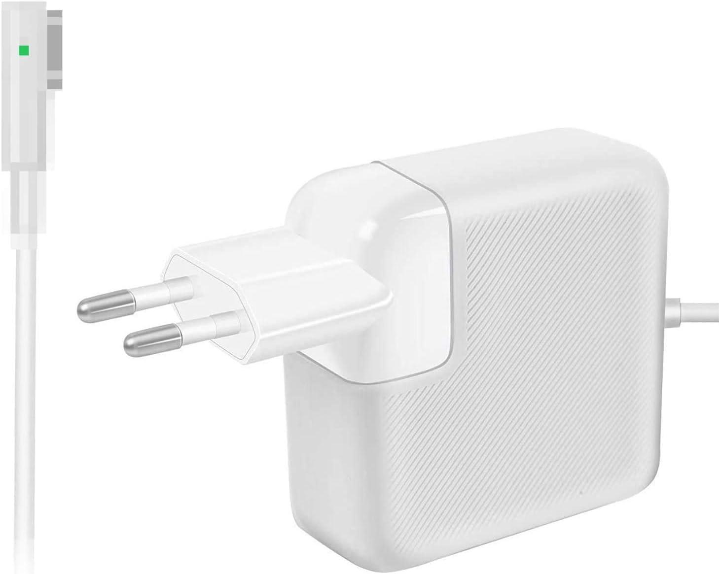 AndMore Cargador Compatible con Mac Pro, Cargador Mac 60W 1 Forma de L Adaptador de Corriente (para Mac Mac Pro 11