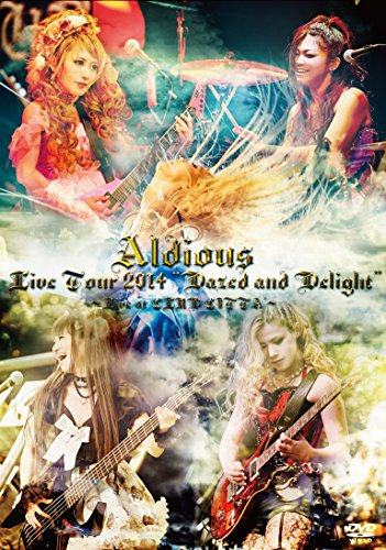 Aldious - Live Tour 2014 Dazed And Delight Live At Club Citta [Japan DVD] BSRD-3 (Life Good Is Flying)