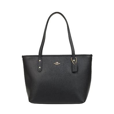 e2b888e97 Amazon.com: Coach Mini City Zip Tote F22967 (IM/Black): Shoes