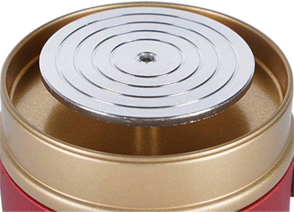 Rueda de cer/ámica el/éctrica para el trabajo de cer/ámica Cer/ámica Clay Art Craft Punta giratoria el/éctrica 1500RPM con bandeja KKTECT Mini rueda de cer/ámica