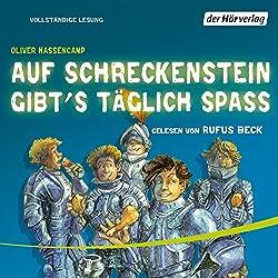 Auf Schreckenstein gibt's täglich Spass (Burg Schreckenstein 3)