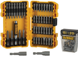 Shop DEWALT 62-Piece Screwdriving Set at Lowes.com
