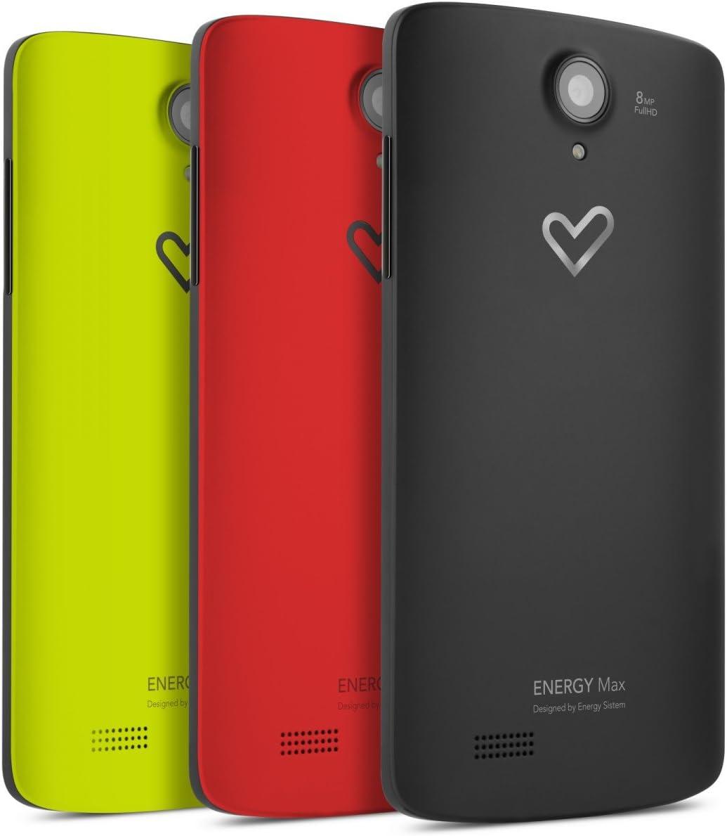 Energy Sistem Phone Max - Smartphone de 5