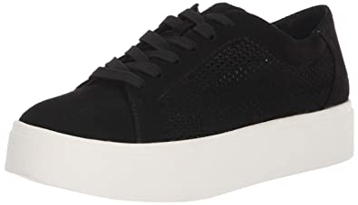 6077ad3754 Dr. Scholl's Shoes Women's Kinney Lace Oxford, Black Cool Microfiber, ...