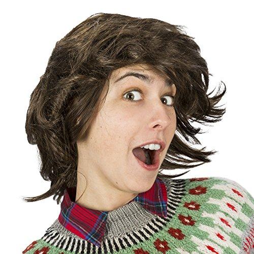Rubies 51950 Humor Wig Windblown