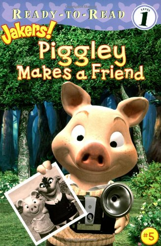 Piggley Makes a Friend (Ready-to-Read. Level 1) by Brand: Simon Spotlight