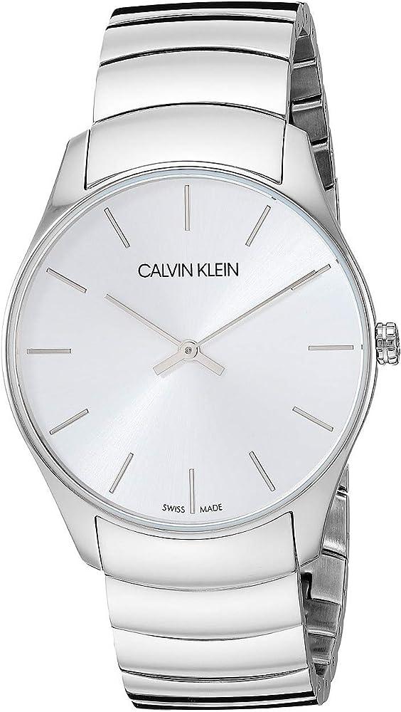 Calvin Klein Minimal - K3M23B26 Multi One Size: Amazon.es: Relojes
