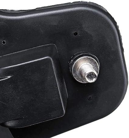 Color : Black FL FR ZYC-Lighting Maniglia cromata LHD Anteriore Sinistro//Destro ABS Porta Esterna//Misura for Kia Sorento 2003 2004 2005 2006 2007 2008 2009