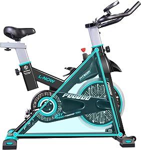 Pooboo Indoor Exercise Cycle