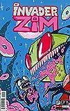 Invader Zim #2 Vasquez Cover