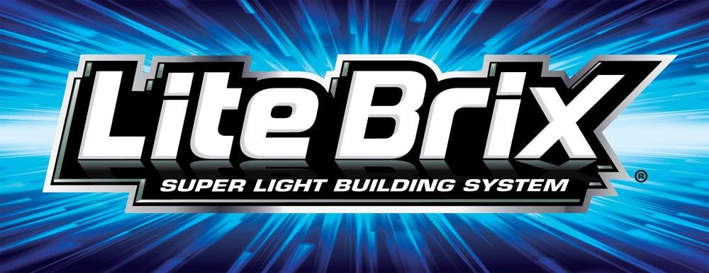 Lite Brix Cra-Z-Art Police Station Cra Z Art 35810