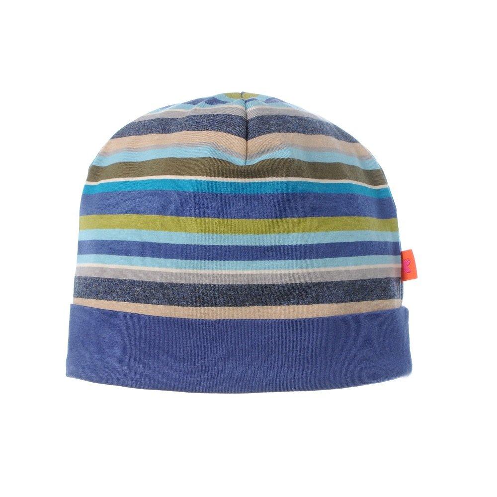 Gallo berretta bimbo in cotone righe multicolor