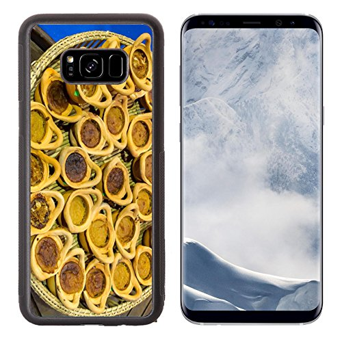 Luxlady Samsung Galaxy S8 Plus S8+ Aluminum Backplate Bumper Snap Case IMAGE ID 31548015 Mung bean Thai custard dessert recipe in a clay (Brown Bean Recipe)