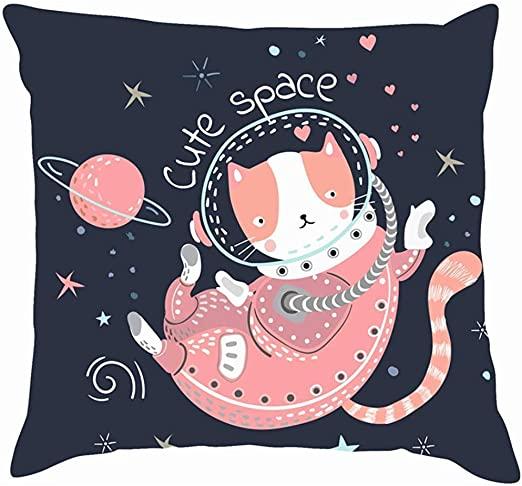 July Planetas Infantiles creativos para Gatos Diseño de Animales ...