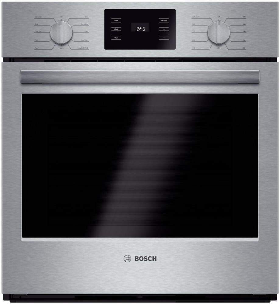 Bosch HBN5451UC 500 27'' Stainless Steel Electric Single Wall Oven - Convection by Bosch
