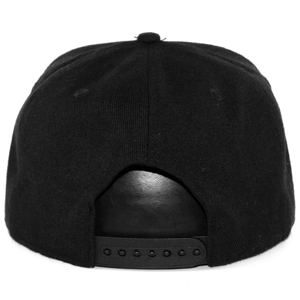 a5dd2afffcf Galleon - 40oz NYC NY BT Snapback (Black   White) Ney York Been Trill Kith Van  Hat Cap