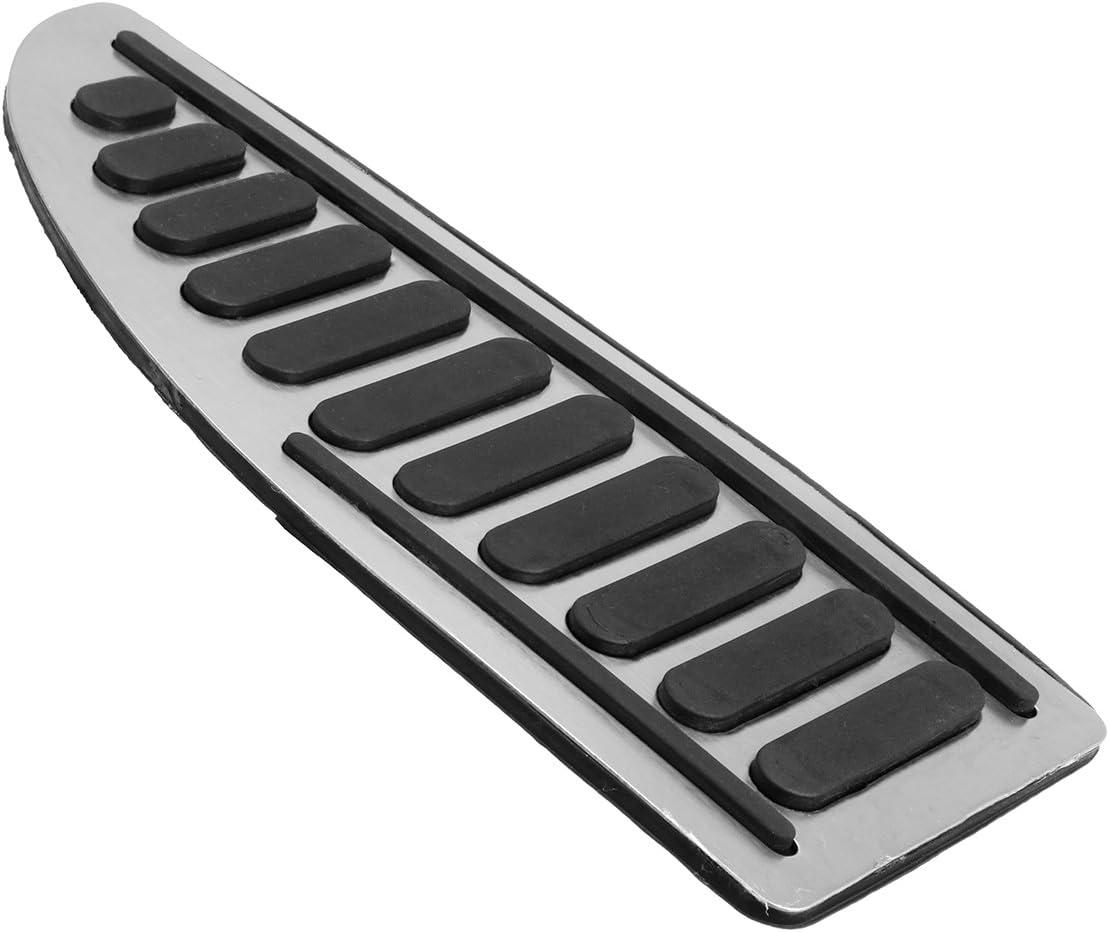Viviance Foot Rest Footrest Pedal Cover Pad Für Ford Focus Fiesta Escape S Max C Max Auto