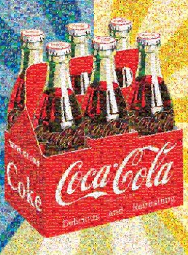 coca cola puzzle 1000 pieces - 8