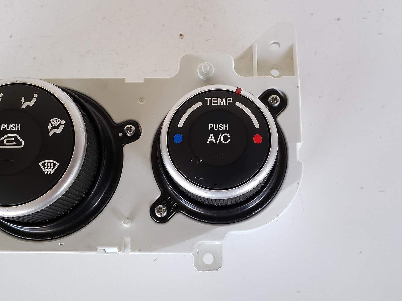 Kia 07 08 09 Spectra Climate Control Panel Temperature Unit A//C Heater