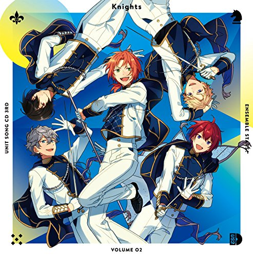 Ensemble Stars Unit Song Cd 3Rd Vol.02 Knights
