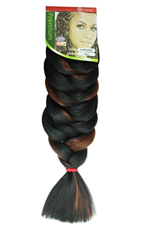 X,PRESSION ULTRA BRAID HAIR EXTENSION (XPRESSION BRAIDING