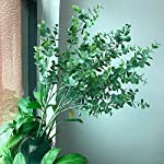 Aisamco-3-Pcs-Artificial-Eucalyptus-Branches-Plants-Faux-Eucalyptus-Leaves-Spray-Artificial-Greenery-Floral-Stems-35-Tall-in-Grey-Green-for-Wedding-Party-Floral-Arrangement