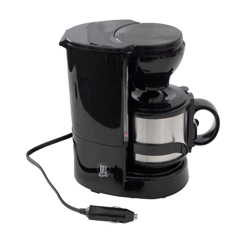 Filtro permanente Macchina da caff/è con Thermo tazza /Viaggio Campeggio macchina per il caff/è macchina per caff/è filtro macchina per il caff/è con montaggio a parete 24/V//300/W/
