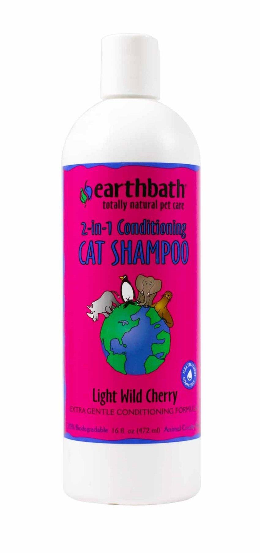 Earthbath Cat Shampoo Reviews
