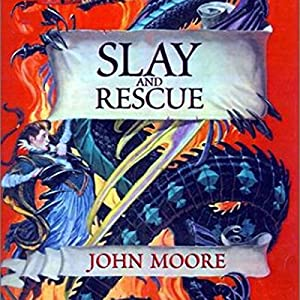 Slay and Rescue Audiobook