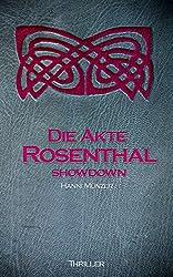 Showdown - Die Akte Rosenthal-Teil 2 (Seelenfischer-Tetralogie - Band 4) (German Edition)