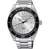 Seiko Mens Analogue Automatic Watch with Stainless Steel Strap SRPB87K1