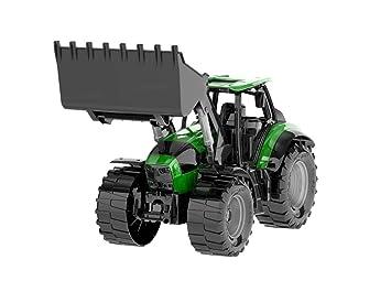 Klettergerüst Traktor : Lena deutz fahr ttv agrotron traktor cm amazon