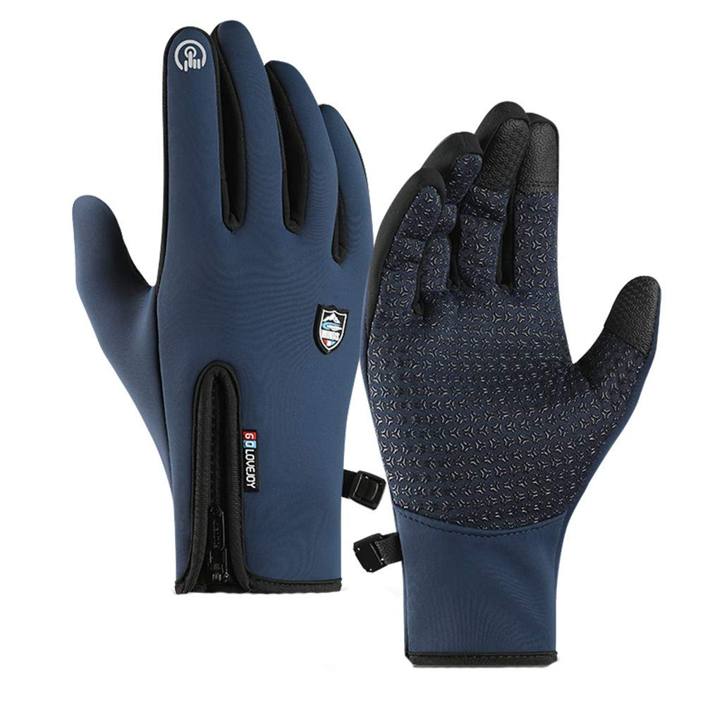Outdoor Riding Windproof Waterproof Sports Gloves goalBY Full Finger New Gloves