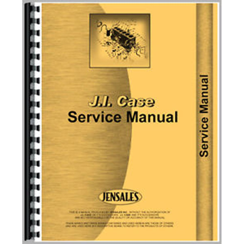 Amazon.com: Service Manual For Case 1700 1737 1740 Skid Steer / Uniloader:  Industrial & Scientific