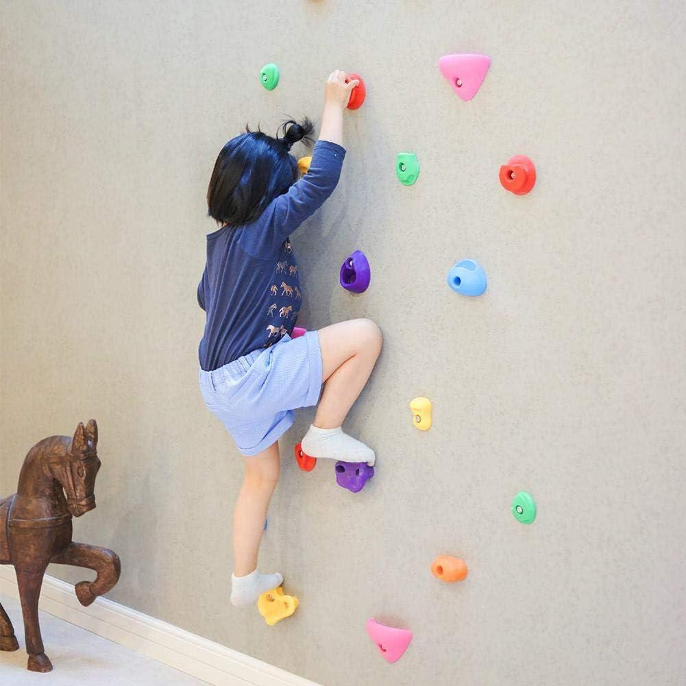 Hangarone Piedra de Escalada, Escalada de niños, 32 Juegos de ...