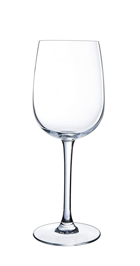 Luminarc Versailles - Estuche 6 copas vino Tulipa, 36 cl