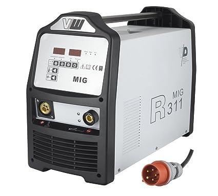 Vector R311 Mig Mag sudor dispositivo de (alambre de soldadura de hasta 15 kilos)