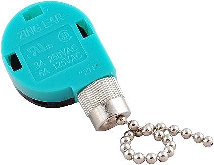 1 interruptor ZE-268S6 & ZE-208S6 con 3 velocidades de control de ...