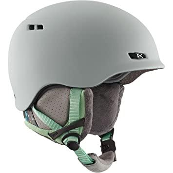 Anon Griffon - Casco de esquí, Color Gris, Talla S