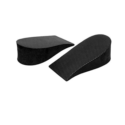 11 opinioni per Solette alzatacco in schiuma nera,aumentano l'altezza di 3.8cm,2 pezzi