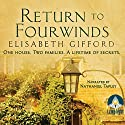 Return to Fourwinds Audiobook by Elisabeth Gifford Narrated by Nathaniel Tapley