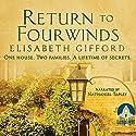 Return to Fourwinds Hörbuch von Elisabeth Gifford Gesprochen von: Nathaniel Tapley