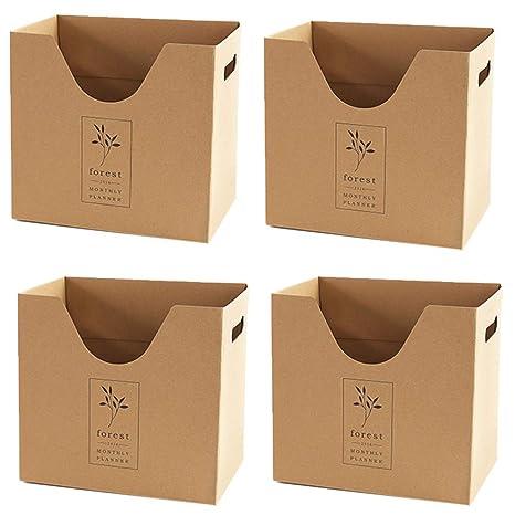 LHY SAVE Cajas De Almacenaje Embalaje De Almacenamiento De ...