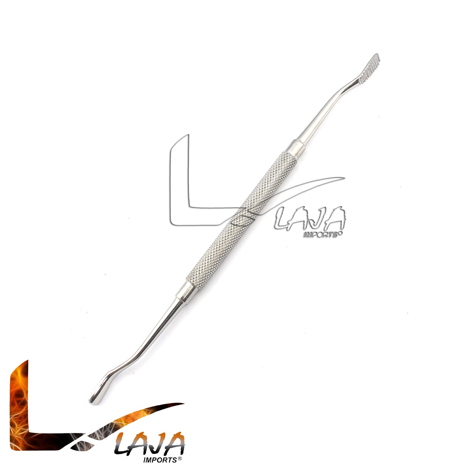LAJA IMPORTS MILLER BONE FILE #21 DOUBLE ENDED