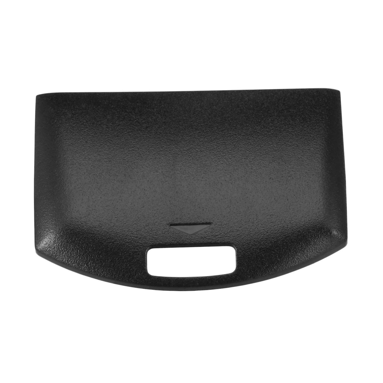 Tapa de bater/ía opcional FairytaleMM 2 colores para PSP 1000 PSP1000 Carcasa de la puerta de la mochila negro